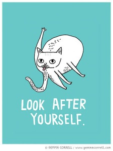 Gemma Correll Look After Yourself
